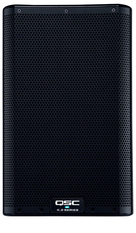 QSC K8.2 Negro altavoz - Altavoces (De 2 vías, 1.0 canales, Alámbrico, XLR, 55-20000 Hz, Negro): Amazon.es: Electrónica