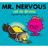 Mr. Nervous and the Pirates (Mr. Men and Little Miss)