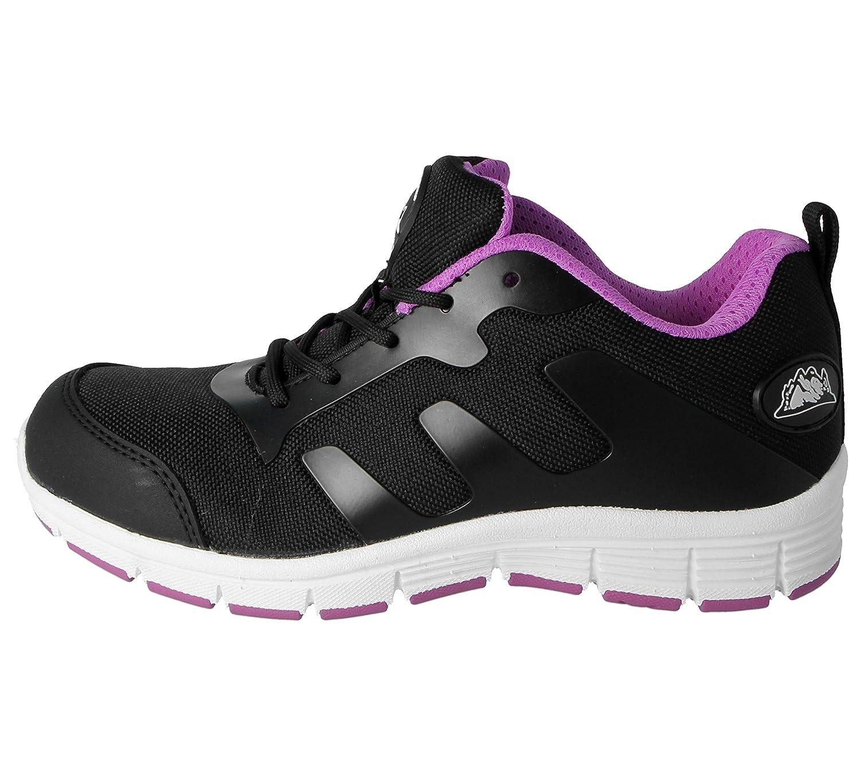 Groundwork Zapatillas de Seguridad de Tela Mujer, Talla 38