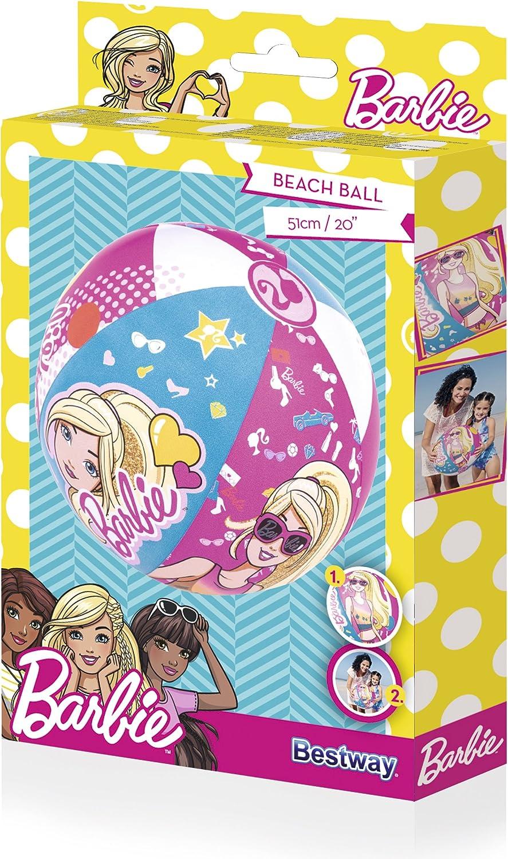Pelota de Playa Hinchable Bestway Barbie