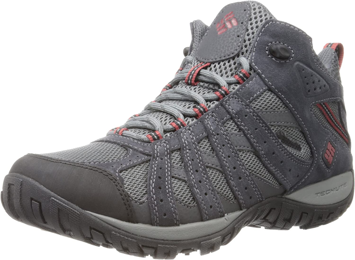 Columbia Men'sREDMOND MID WATERPROOF Hiking Shoe