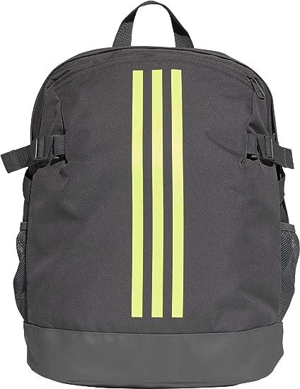 Amazon.com  adidas Backpack Power IV - Medium - Grey Six - Medium ... 7b6fcba8c8