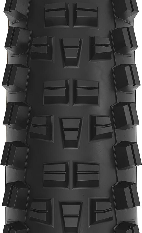 27.5 x 2.4 TCS Tubeless Rapide léger WTB Trail Boss Pneu noir//tan pliable