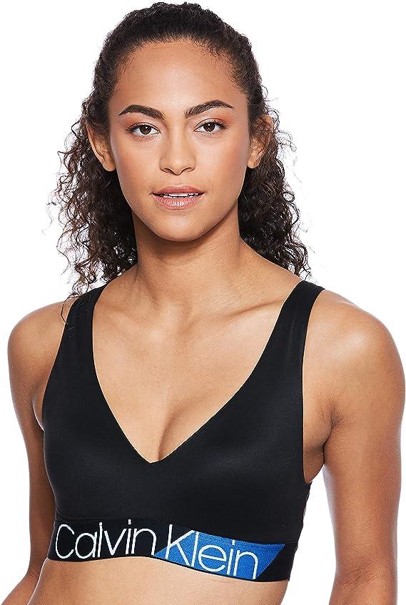 Calvin Klein Lght Lined Bralette, Größe:L, Producer_Color