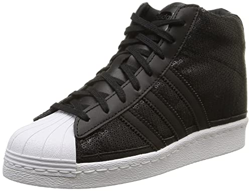 Adidas superstar w scarpe sportive, donna, multicolore (core