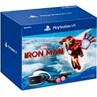 Sony PlayStation VR Marvel's Iron Man VR All-In-One Pack - PlayStation 4