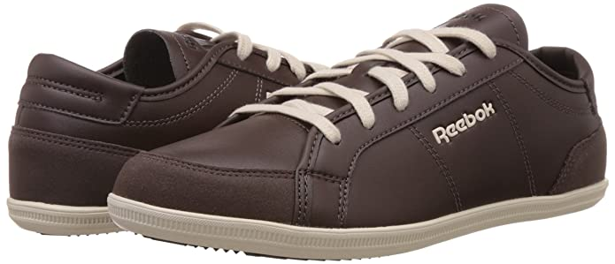 Reebok Royal Deck 2.0 Herren Sneakers, Braun (Dark Brown/Paperwhite/White/Collegiate Royal), 38.5 EU