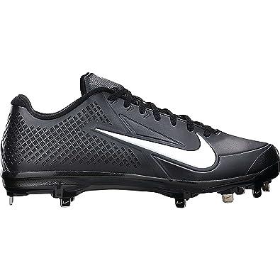 Nike 538553 Zoom Vapor Elite Baseball Metal - Black/White
