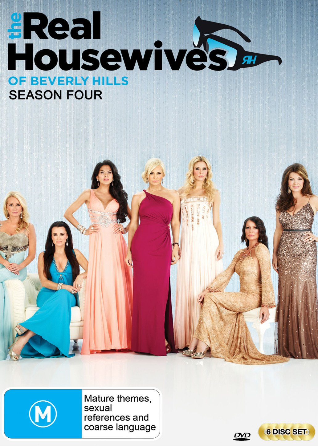 Amazon Com Real Housewives Of Beverly Hills Season 4 Taylor Armstrong Camille Grammer Adrienne Maloof Kyle Richards Movies Tv