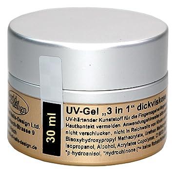Design Nã¤Gel | World Of Nails Design Premium 10 Jahre Edition Allround Uv Gel 3 In