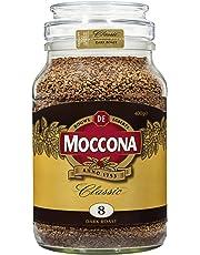 Moccona Coffee Classic Dark Roast Freeze Dried (400g x 6 Packs)