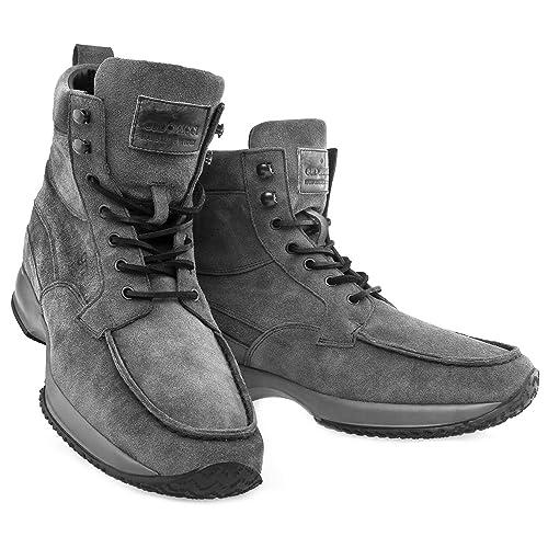 scarpe con rialzo interno uomo 10 cm scarpe da uomo con