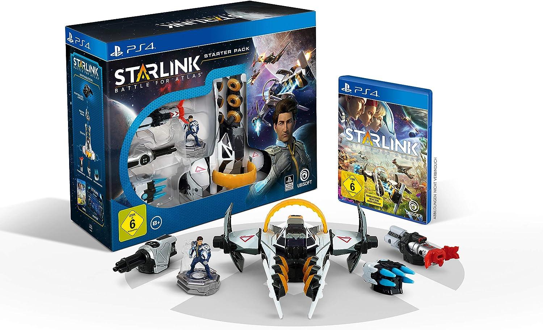 Starlink Starter Pack - PlayStation 4 [Importación alemana]