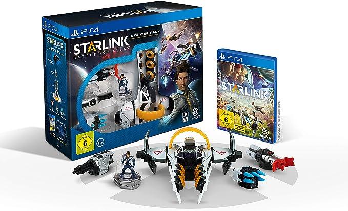 Starlink Starter Pack - PlayStation 4 [Importación alemana ...