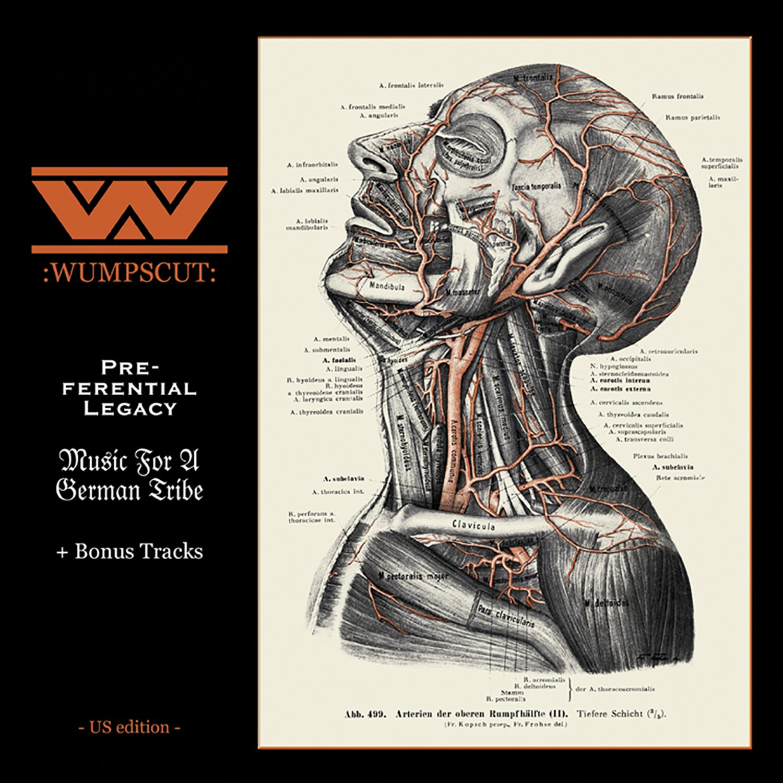 CD : Wumpscut - Preferential Legacy (CD)