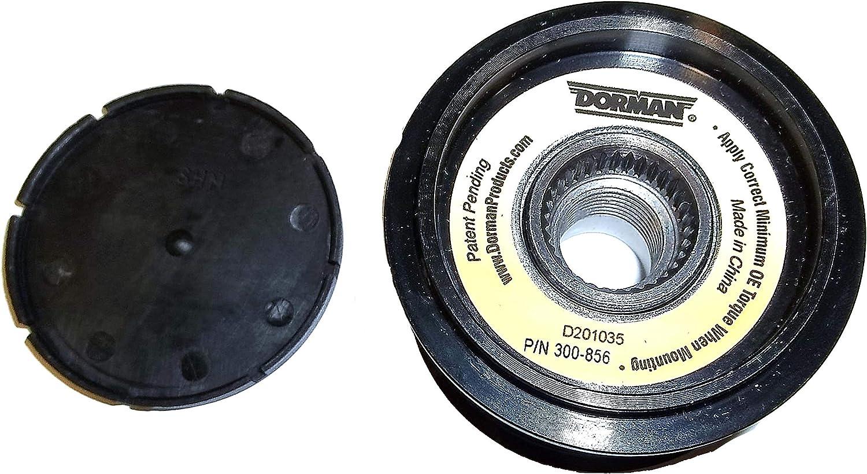 Dorman 300-856 Alternator Pulley for Select Dodge Models