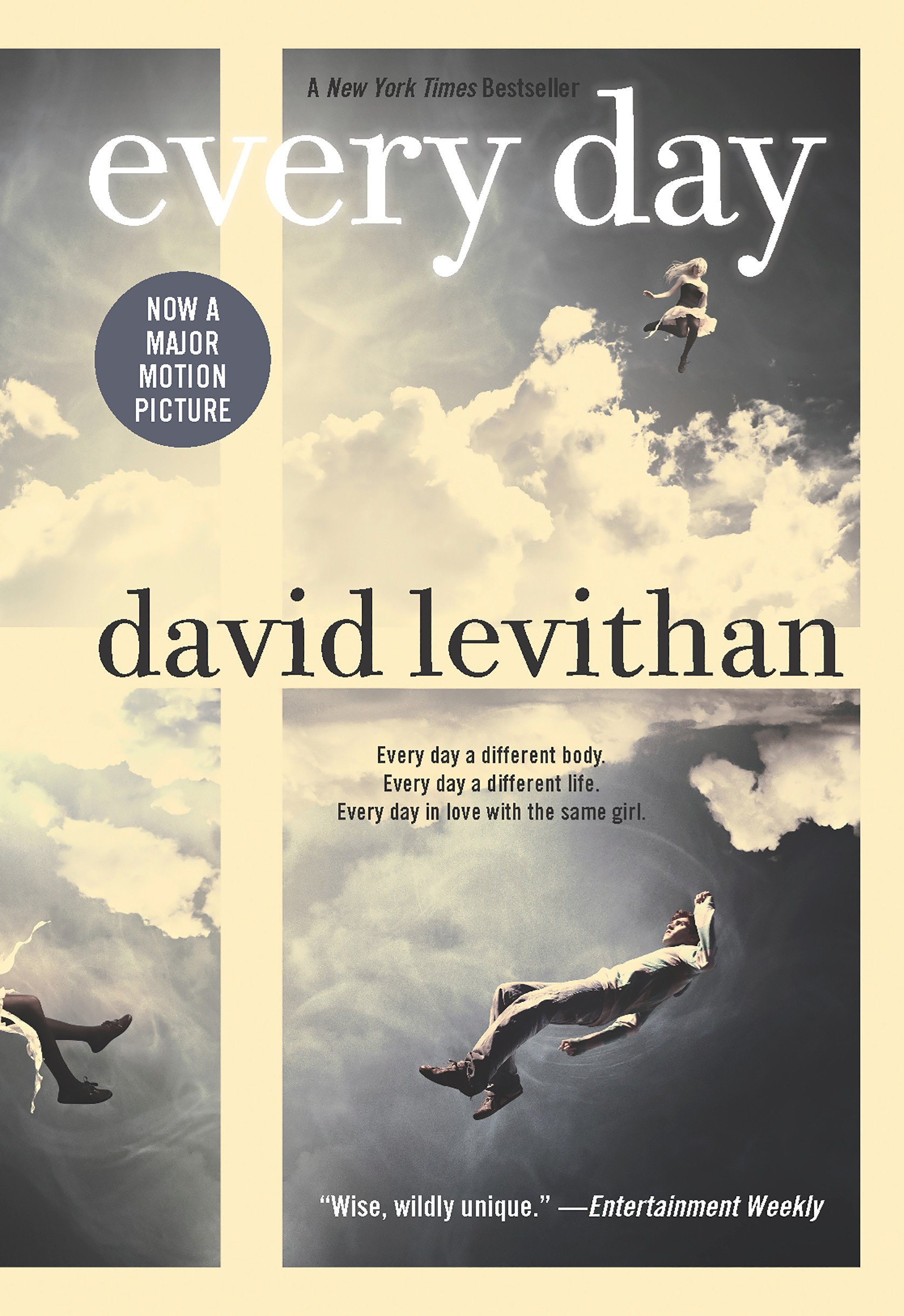 Image result for every day david levithan