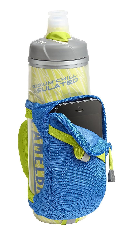 CamelBak Quick Grip Chill Handheld Water Bottle Oceanside 21-Ounce 62431
