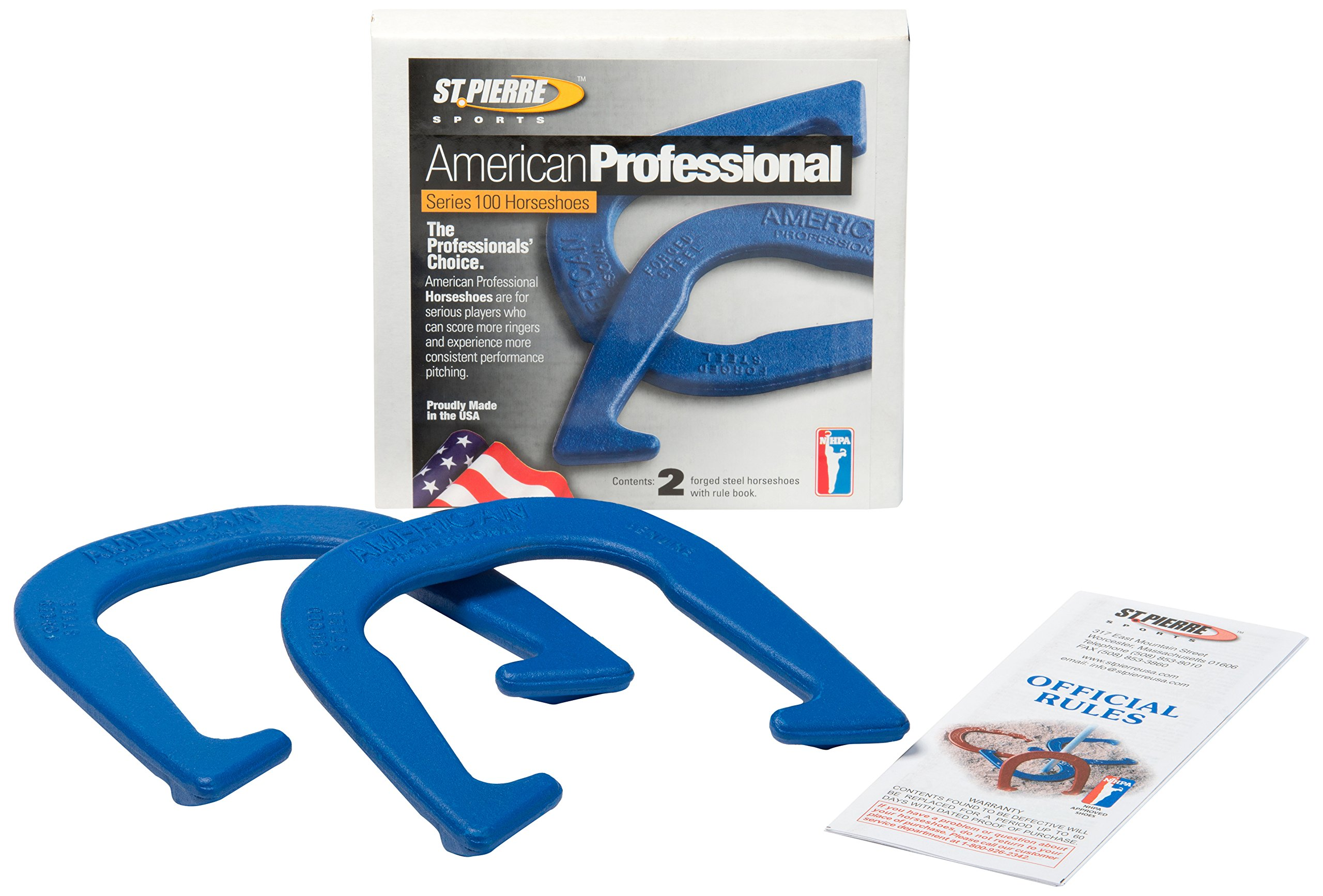 American Professional Horseshoe Set
