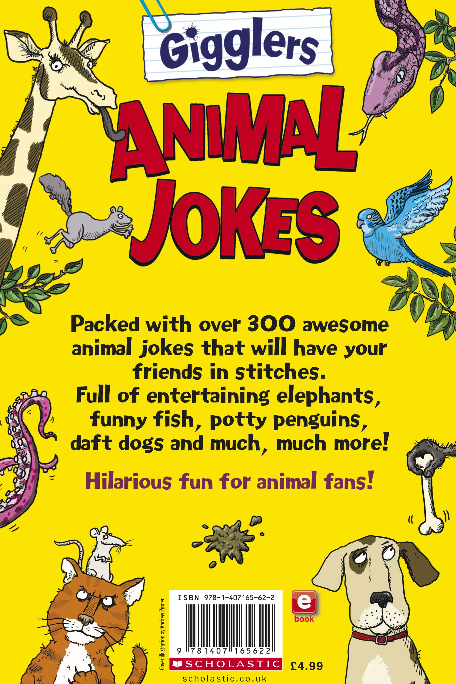 Buy Animal Jokes (Gigglers) Book Online at Low Prices in