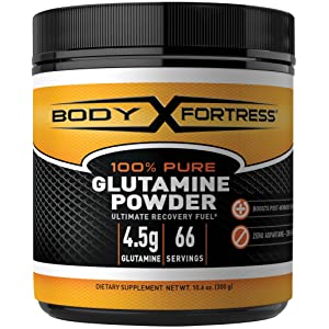 Best L-Glutamine Supplements 2017