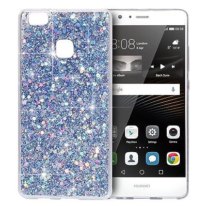 YSIMEE para Carcasa Huawei P9 Lite,Xmas Decoración Fundas ...