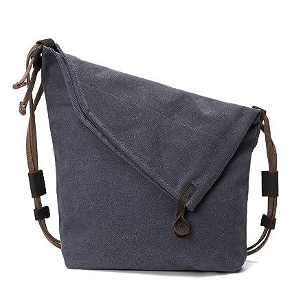 f3b4b05fd8 Canvas Crossbody Bag