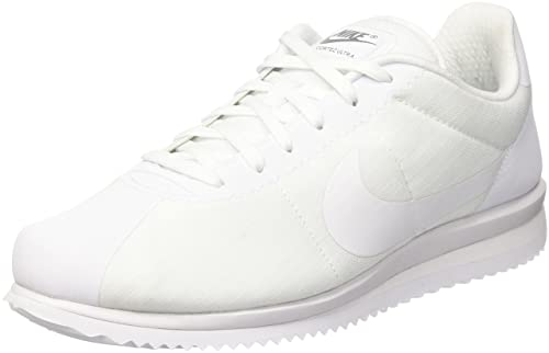 watch 8d6c2 eba7e Nike Men s Cortez Ultra White White Cool Grey Casual Shoe 8 Men US  Buy  Online at Low Prices in India - Amazon.in