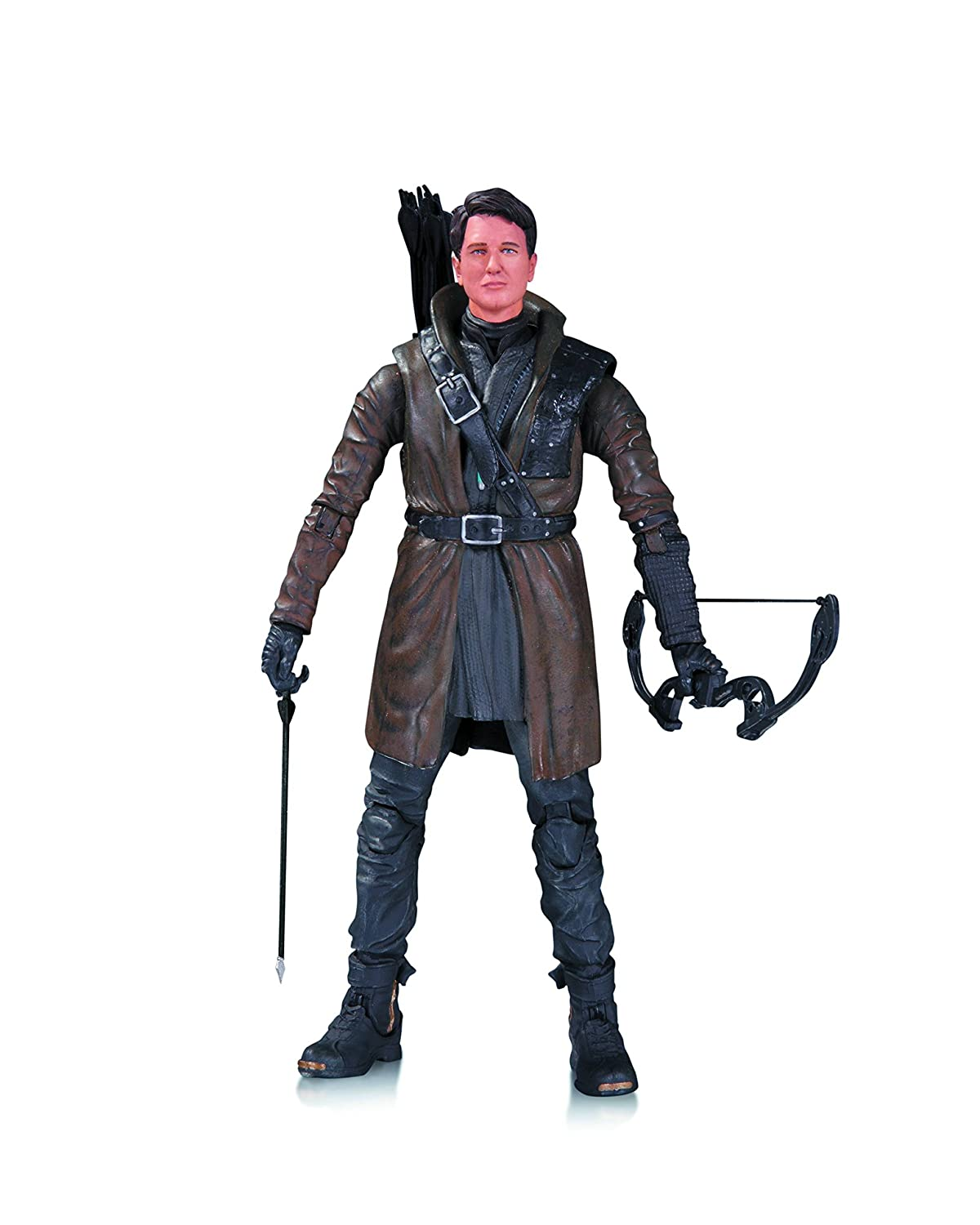 ARROW Malcolm Merlyn FIGURINE Série TV DC Comics Hero Limited Collectibles