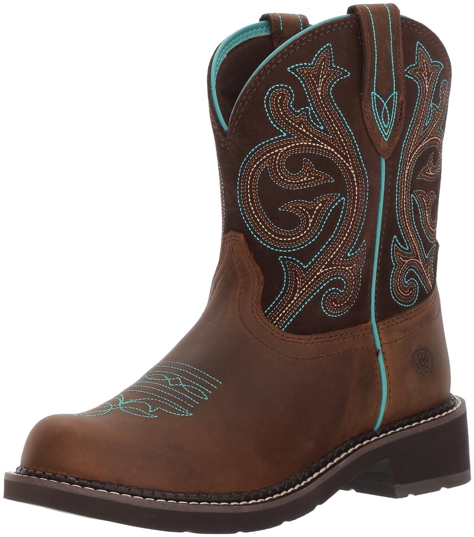Ariat Women Women's Fatbaby Collection Western Cowboy Boot Ariat Women's