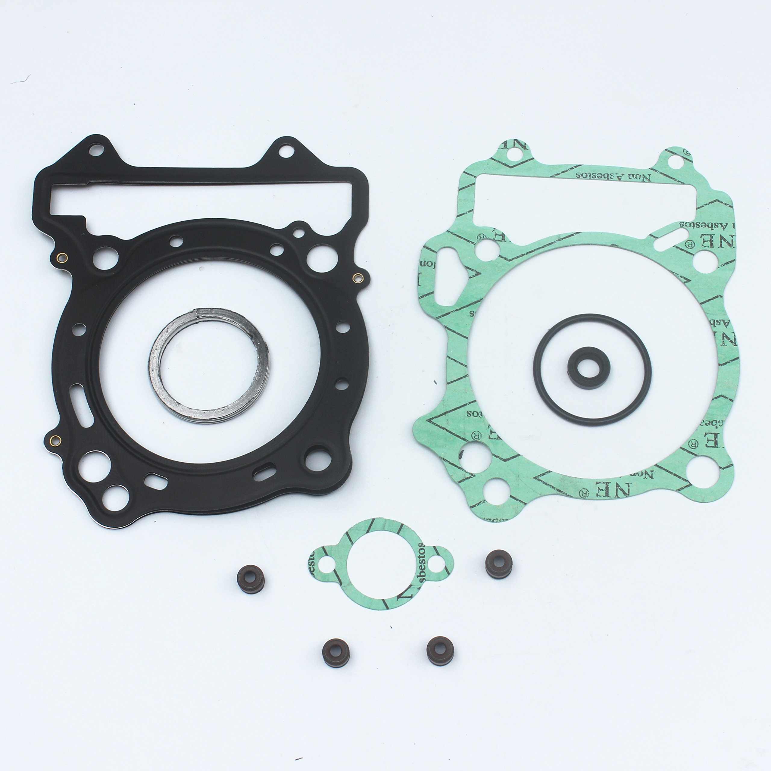 KIPA Top End Head Gasket Kit For Kawasaki KFX400 Suzuki Z400 Quadsport ARCTIC CAT DVX 400 ATV Quad Asbestors-Free by KIPA