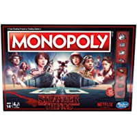 Hasbro Gaming Game Monopoly Stranger Things