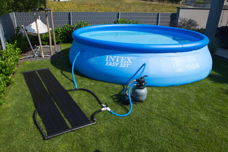 Solarmatte 500x70 cm für Pool Solar Solarabsorber Solarheizung ...
