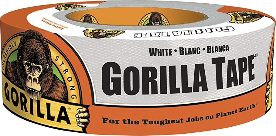Gorilla Tape - 30yd - White: Amazon.ca: Office Products