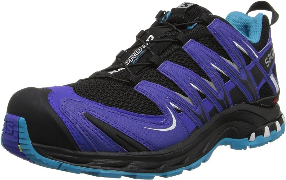 Salomon XA Pro 3D W, Zapatillas de Trail Running para Mujer, Negro ...