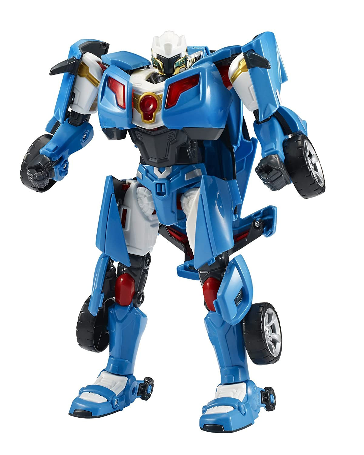 Tobot Youngtoys Evolution Y Transforming Robot Car To Quatran Animation Character Toys Games