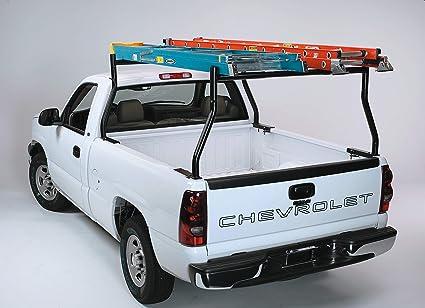 Truck Pipe Rack >> Amazon Com 2 Pc Set Truck Ladder Lumber Pipe Utility Rack