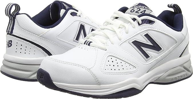 New Balance 624, Zapatillas Deportivas para Interior para Hombre ...