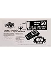"THERMAL PAPER ROLL 2-1/4"" 60 Feet (box of 50 rolls)"