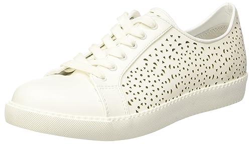 5411204, Baskets Hautes Femme, Blanc (Bianco 1), 37 EUNorth Star