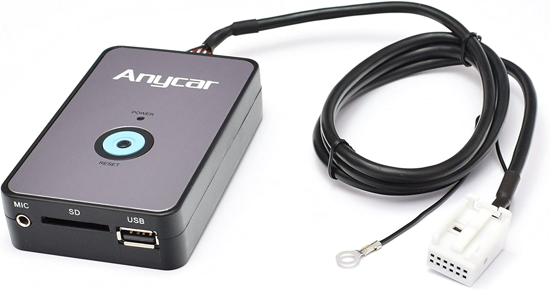 Usb Sd Aux Mp3 Adapter Bluetooth Hands Free System Elektronik