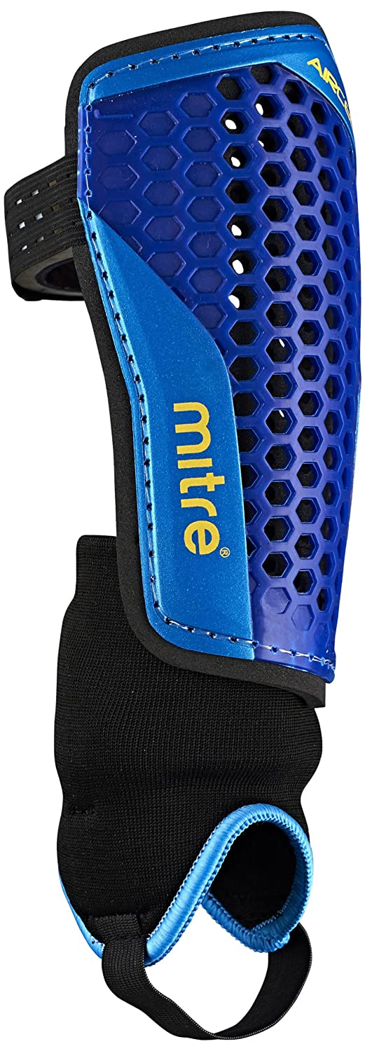 (X-Large, Blue/Cyan Pads/Yellow) (X-Large, - Mitre Aircell Carbon Football Shin Shin Pads B00JAWDVVY, 英国靴店ノーザンプトン:06c7946c --- capela.dominiotemporario.com