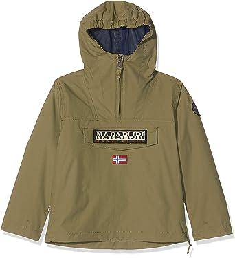 Napapijri Boys K Rainforest Camo Jacket