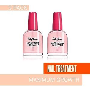 Sally Hansen Nail Treatment Maximum Growth, 2 Count