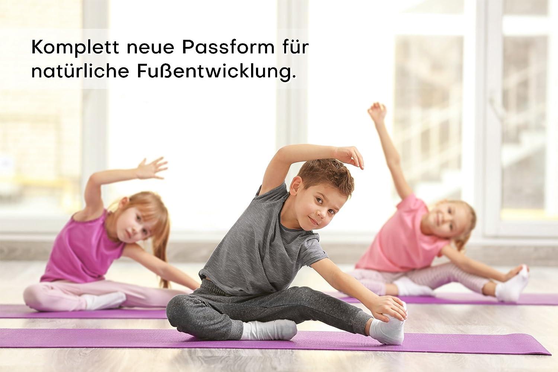 in Gr.22-35 Gymnastikschuhe//Saalturnschuhe//Ballettschuhe f/ür M/ädchen und Jungen YUMP YUMPZ Turnschl/äppchen aus Deutschland