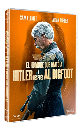 El hombre que mató a hitler y después a bigfoot - DVD: Amazon ...