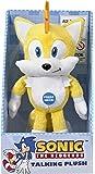 "Underground Toys Sonic The Hedgehog Tails Talking 9"" Plush"