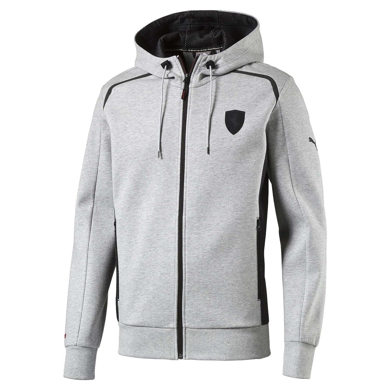 image itm scuderia is big ferrari hooded loading clothing mens shield kids sweatshirt puma ebay