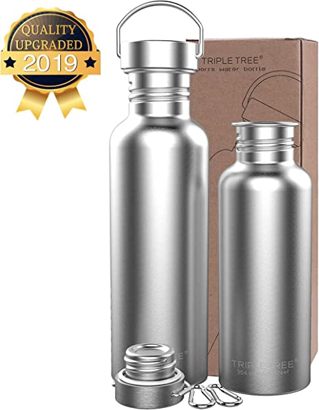 FLSK Trinkflasche 1000ml Forest
