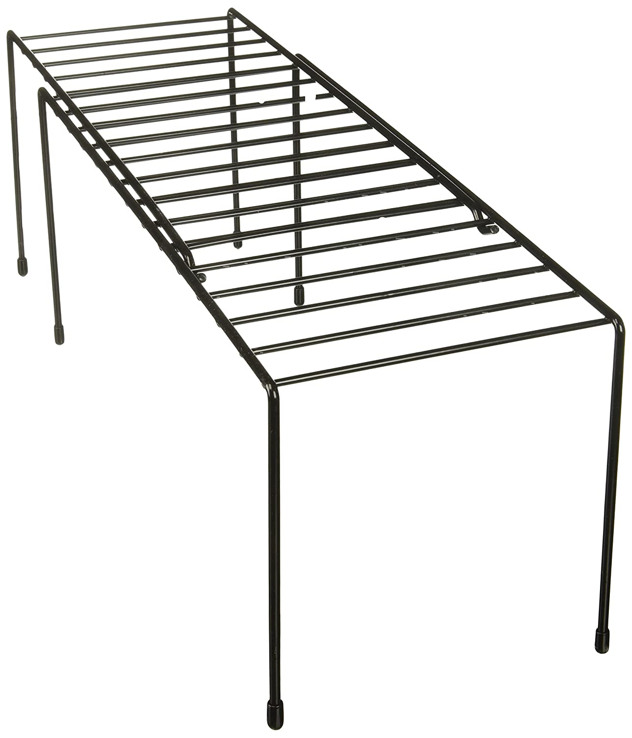 Honey Can Do KCH 04370 Adjustable Coated Steel Wire Shelf 5.9 by 14.8 26 by 6 Inch